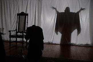 Danse Macabre ghost story