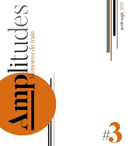 Revue Amplitudes, numéro 3 (édition numérique)