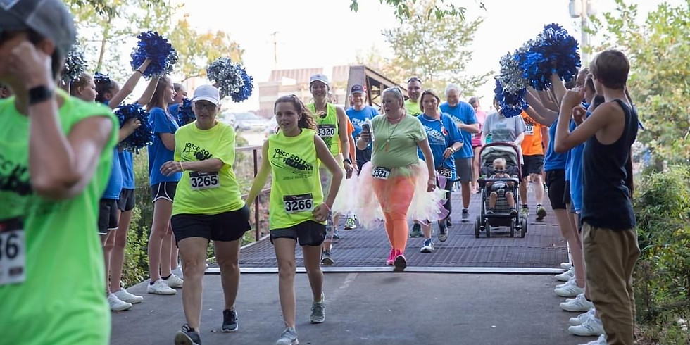 8th Annual Glow Run/Walk