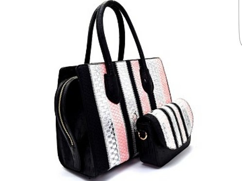Bag W/ Clutch