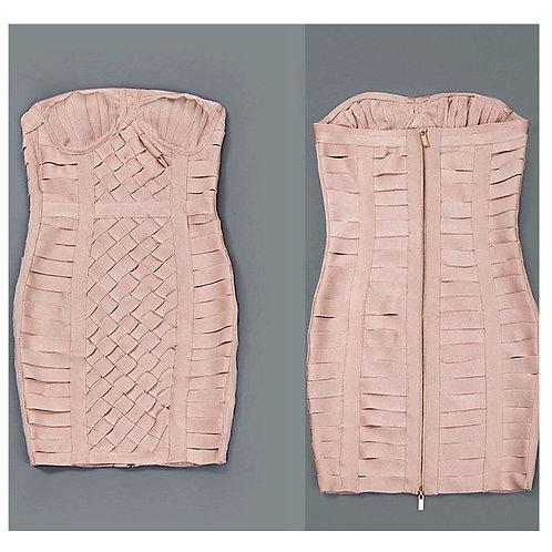 💕 Seductive Bandage Curve Dress 💕