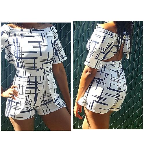 💣 Black & White 1 Piece 💣