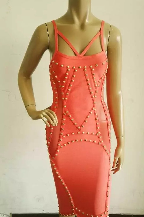The Bandage Appetizer Dress
