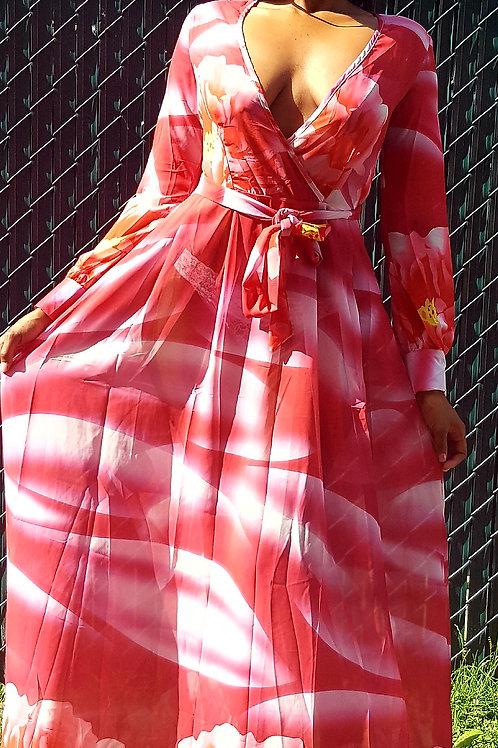 ❤ Maxi Mesh Dress ❤