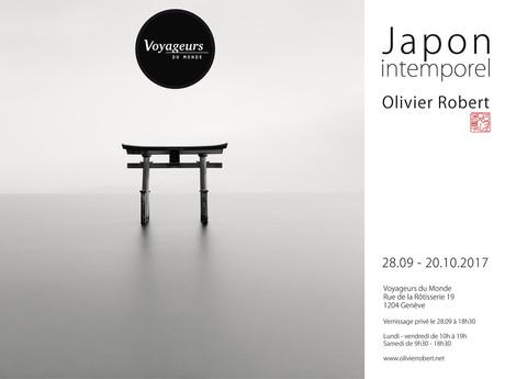Timeless Japan - Voyageurs du Monde, Geneva, Switzerland, 2017