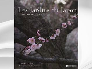 Les jardins du Japon Invitation au voyage, Helena Attlee, Synchronique Editions