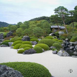 Japon - Jardin Adachi