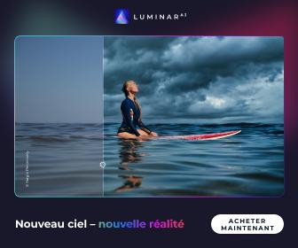 Luminar - L'intelligence artificielle au service de la retouche d'images