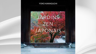 Jardins Zen japonais, Yoko Kawaguchi, Synchronique Editions