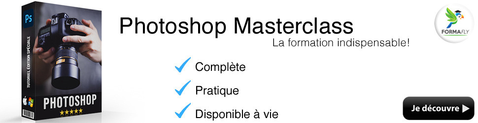 Photoshop Masterclass - La formation ultime et disponible à vie