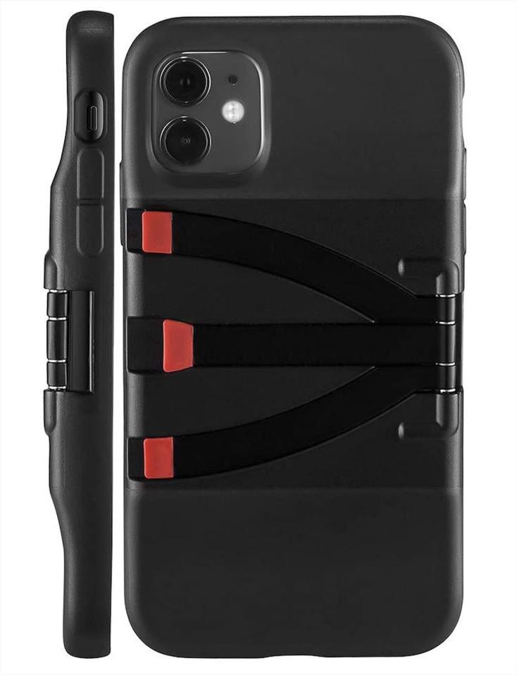 JOBY StandPoint Impulse Kit: enfin une coque Smartphone avec trépied intégré