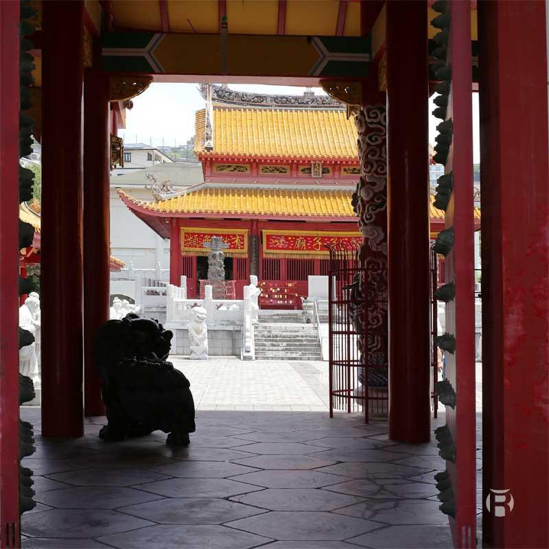 Koshibyo Confucius Shrine and Historical Museum of China, Nagasaki