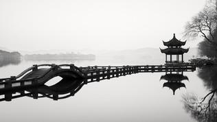 Chine: se rendre à Hangzhou et photographier le Lac de l'Ouest