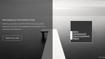 Membre du Jury pour le Prix 'B&W Minimalist Photography' 2020