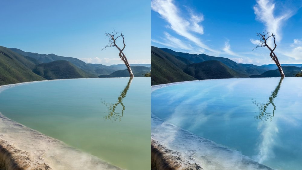 LUMINAR AI: l'intelligence artificielle sublime vos photos de paysages et de nature