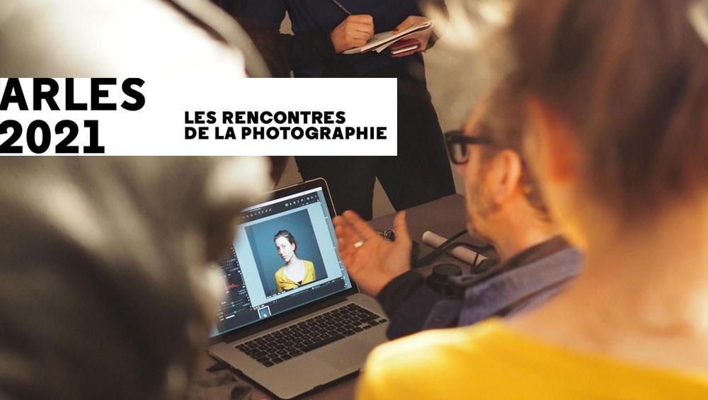 Les Rencontres d'Arles 2021: le programme des stages d'été est disponible