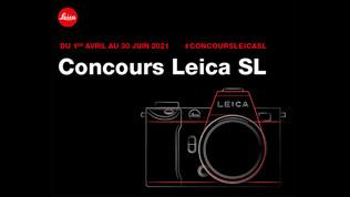 Concours Leica SL: testez un SL2 ou SL2-S pendant 24h et tentez de le gagner