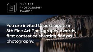 Fine Art Photography Awards: lancement de leur 8ème concours en 2021