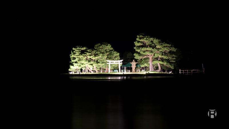 Japon: photographier le Lac Shinji à Matsue