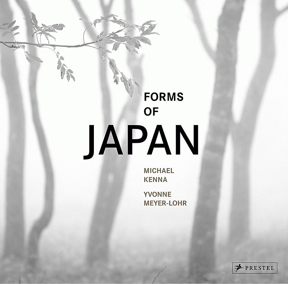Forms of Japan, Michael Kenna, Ed. Prestel, 2015