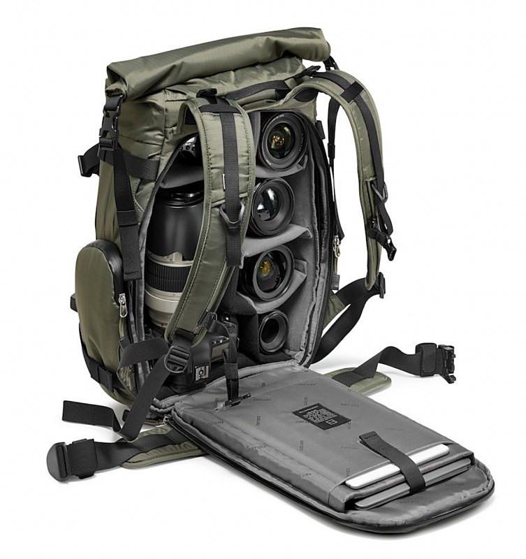 Gitzo Adventury: le sac à dos ultime pour l'aventure et la photo de terrain