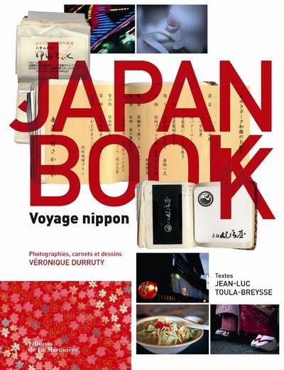 Japan Book - Voyage nippon - Véronique Durruty