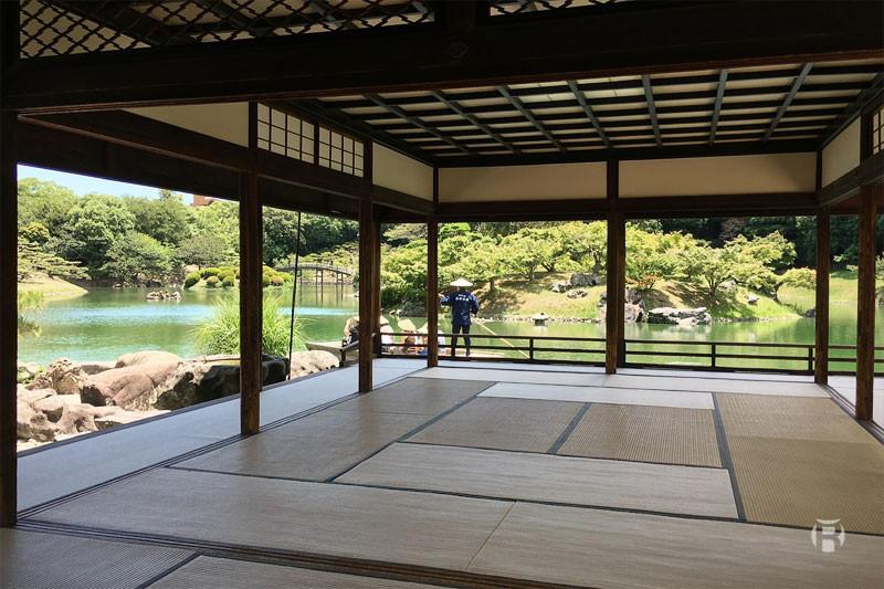Japon: photographier le Jardin de Ritsurin à Takamatsu
