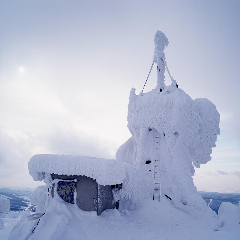 Japon: Se rendre à Aomori et photographier les Snow Monsters - Olivier Robert