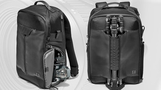 GITZO Traveler Centenaire: le sac à dos photo fonctionnel et esthétique pour voyager
