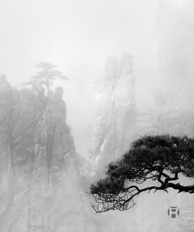 Chine: photographier le Canyon de Huangshan. Préparez-vous!