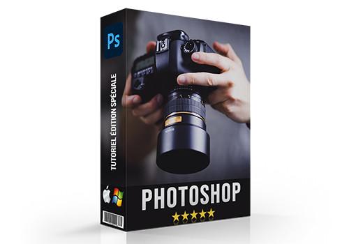 Photoshop Masterclass - La formation ultime et disponible à vie!
