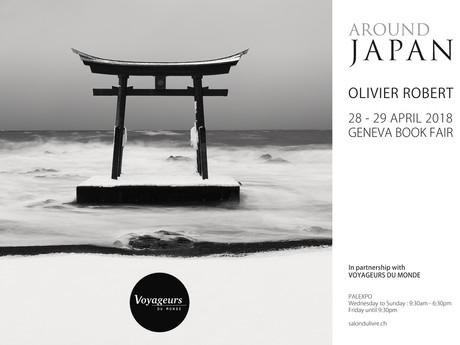 Around Japan - Geneva Book Fair, Geneva, Switzerland, 2018