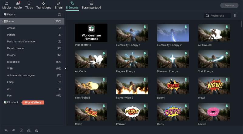 Wondershare Filmora X: le montage vidéo intuitif et ultra complet à portée de tous