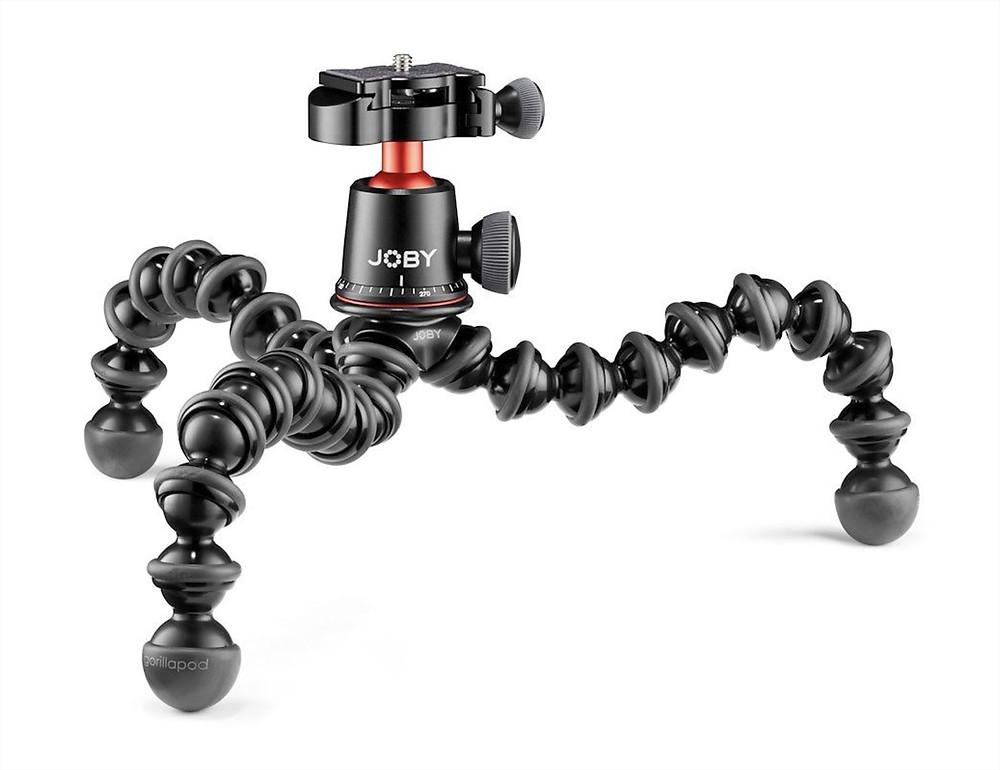 Joby GorillaPod 3k Pro: le trépied articulé professionnel qui résiste à tout