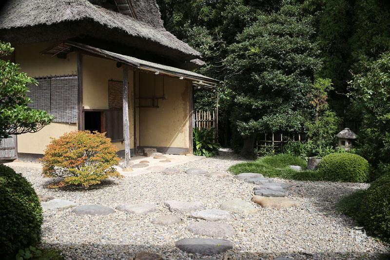Japon: photographier la Maison de Thé Meimei-an à Matsue
