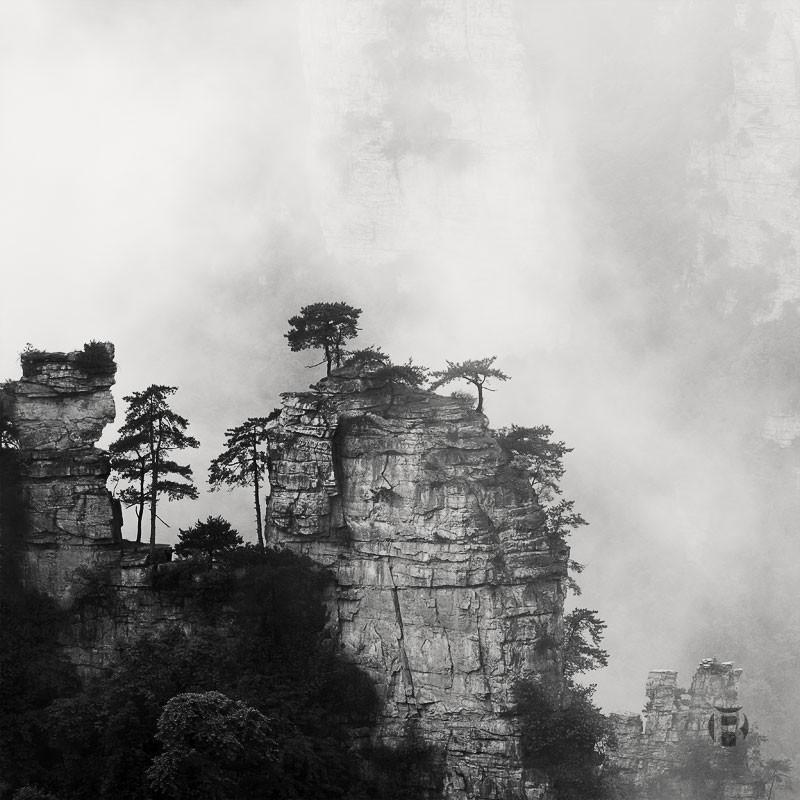 Chine: se rendre à Zhangjiajie et photographier les montagnes d'Avatar