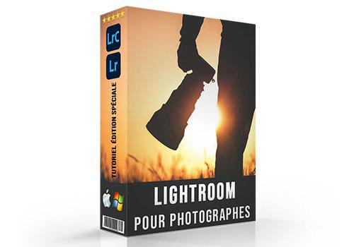 Lightroom Classic - La formation ultime et disponible à vie