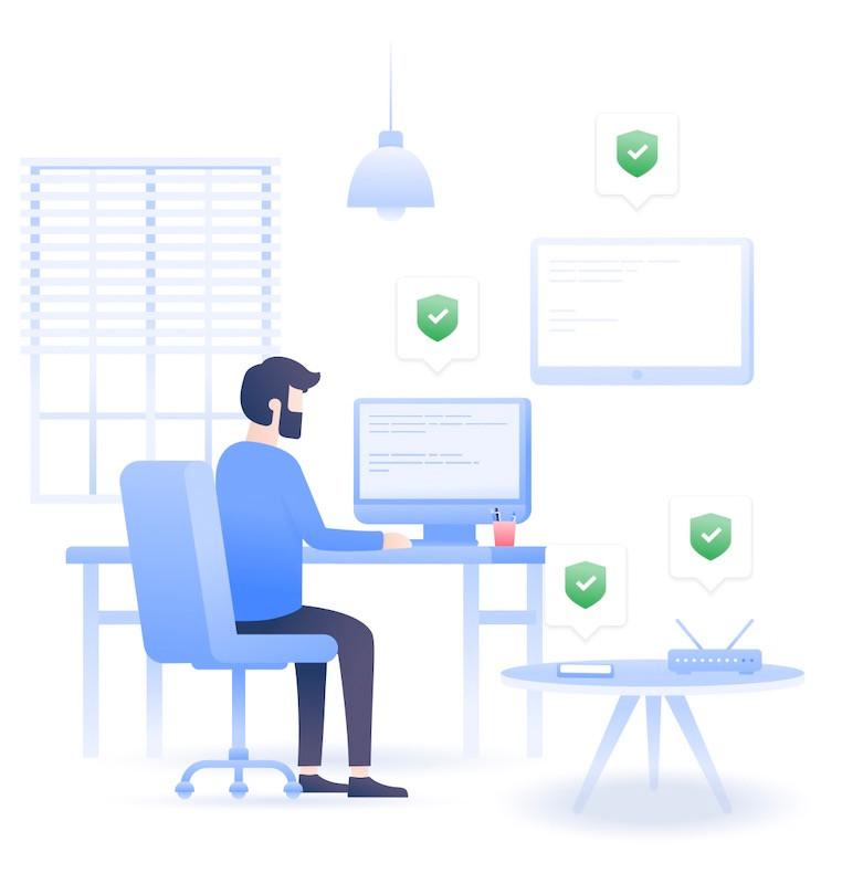 NordVPN: Sécurisez votre travail et vos transactions en ligne partout dans le monde