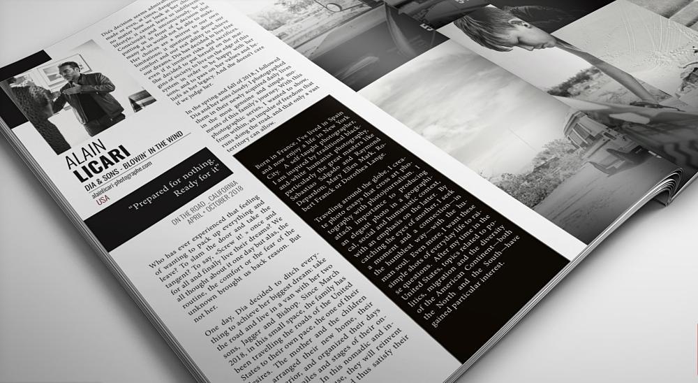 Dodho Magazine: Publiez votre portfolio dans leur 17ème édition