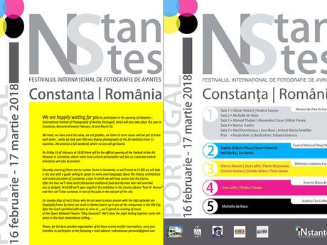 Instantes - Art Museum, Constanta, Romania, 2018