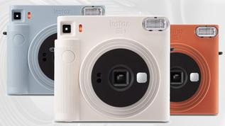 Instax Square SQ1: Fujifilm réinviente le format carré en film instantané et fun