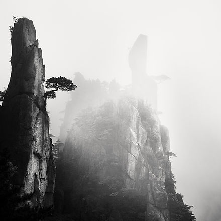 Olivier Robert Photography - China Huang Shan Mountain