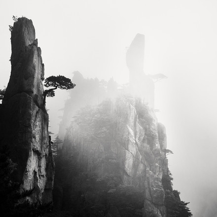 Olivier Robert Photography - China Huang Shan Mountain