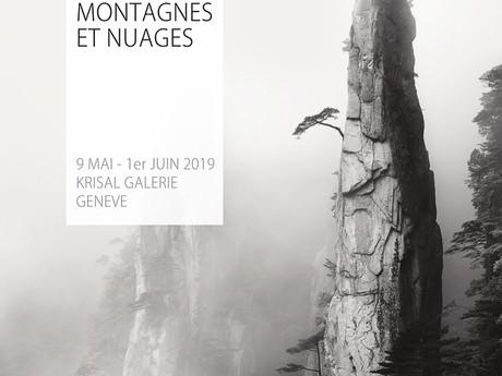 China, Mountains and Clouds - Krisal Gallery, Geneva, Switzerland 2019