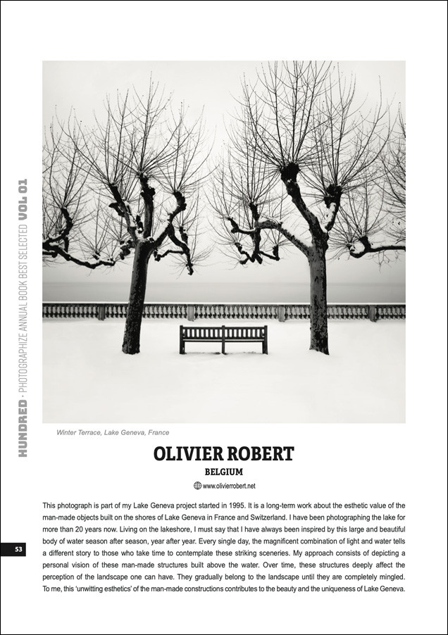 Published in the 'Hundred Photographize Annual book Best Selected' - Vol.1, 2020