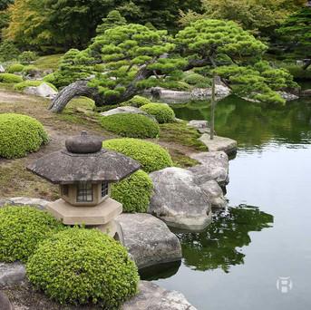 Japon - Jardin Yushi-en