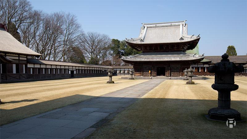 Japon: Le temple Zuiriyuji à Takaoka - Olivier Robert