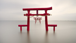 Japon: les 5 plus beaux Torii pour la photographie en poses longues