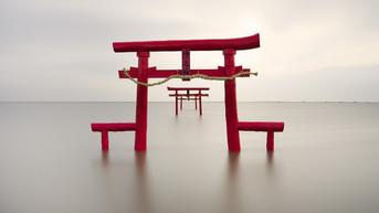 Japon: les 5 plus beaux Torii pour la photographie de poses longues