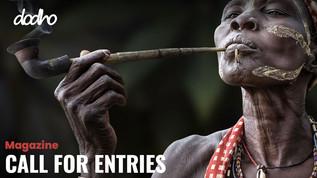 Dodho Magazine: Publiez votre portfolio dans leur 16ème édition